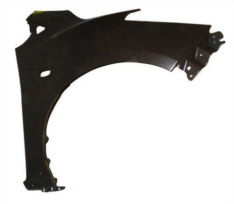 Mazda 2 5 Door Hatchback  2007-2010 Front Wing With Sill Moulding Holes Driver Side R