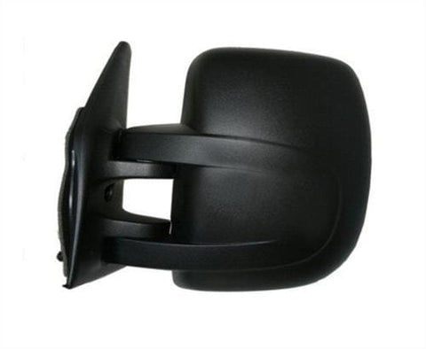 Renault Master Van 2003-2010 Door Mirror Manual Type With Black Cover (Short Arm) Passenger Side L