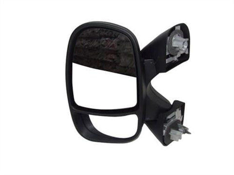 Nissan Primastar Van 2002-2006 Door Mirror Manual Type With Black Cover Passenger Side L
