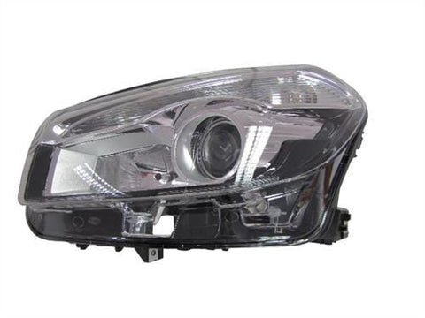 Nissan Qashqai Hatchback 2010-2013 Headlamp Halogen Type Passenger Side L