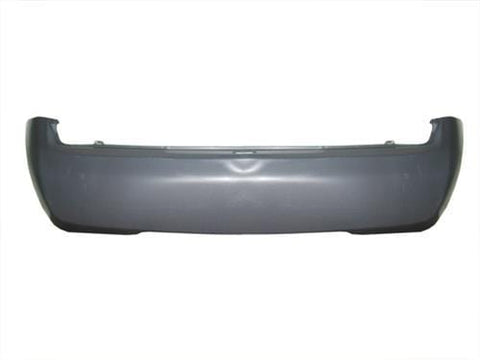 Nissan Micra 3 Door Hatchback  2003-2006 Rear Bumper Not Primed (Standard Models)