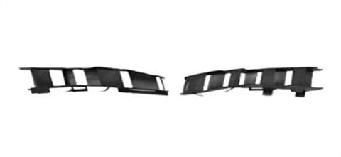 Peugeot 208 5 Door Hatchback  2012-2015 Front Bumper Absorber Set of Two