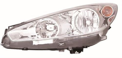 Peugeot 308 Cabriolet  2011-2013 Headlamp Halogen Type Passenger Side L