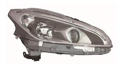 Peugeot 208 5 Door Hatchback  2015- Headlamp (Not GTi Models) Driver Side R