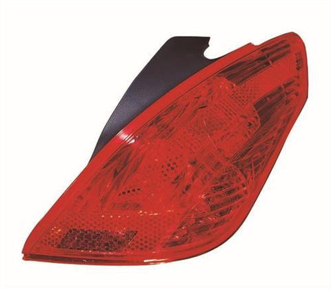 Peugeot 308 5 Door Hatchback  2007-2011 Rear Lamp  Driver Side R