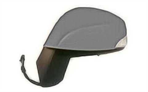 Renault Grand Scenic MPV 2009-2012 Door Mirror Electric Manual Fold Type With Primed Cover Passenger Side L
