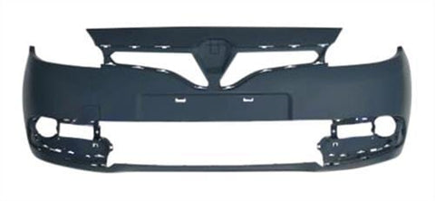 Renault Scenic MPV 2013-2016 Front Bumper No Backing Panel - Not Primed (Not XMOD Models)