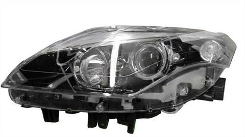 Renault Laguna Hatchback  2011-2012 Headlamp Halogen Type Passenger Side L