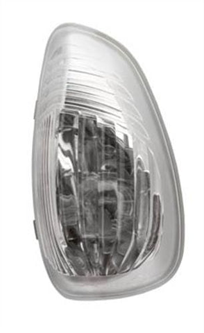Renault Master Van 2010-2014 Indicator Lamp Clear (Situated In The Door Mirror) Driver Side R