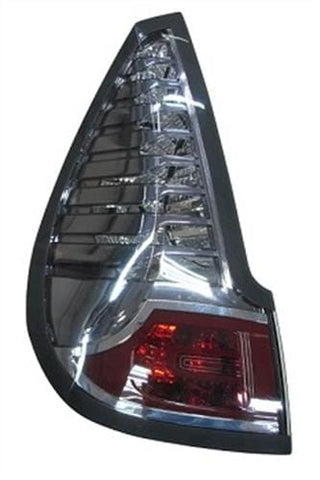 Renault Scenic MPV 2012-2013 Rear Lamp Outer Section Passenger Side L