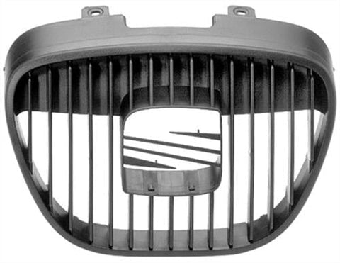 Seat Ibiza 3 Door Hatchback  2002-2006 Front Grille Centre Black Section - No Chrome Surround