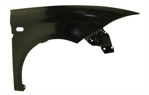Seat Altea Hatchback  2004-2009 Front Wing Without Moulding Holes Driver Side R