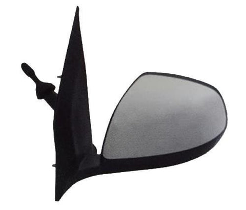 Suzuki Alto Hatchback 2009-2015 Door Mirror Manual Type With Primed Cover Passenger Side L