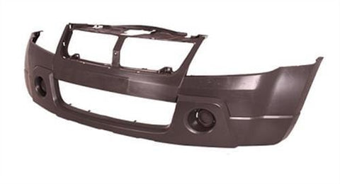 Suzuki Grand Vitara 5 Door Estate  2006-2009 Front Bumper No Lamp Holes - No Wash Jet Holes - Not Primed