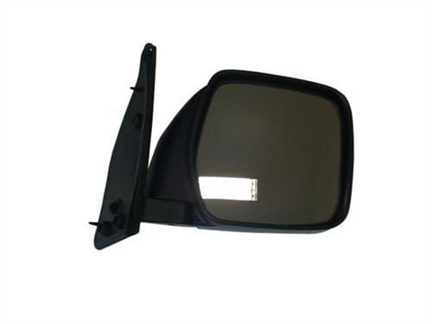 Toyota Hi-Ace Van 2006-2011 Door Mirror Manual Type With Black Cover Driver Side R