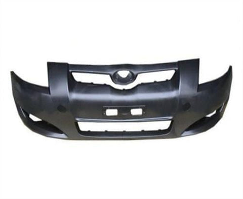 Toyota Auris 3 Door Hatchback  2007-2010 Front Bumper Not Primed