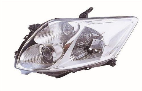 Toyota Auris 5 Door Hatchback  2007-2010 Headlamp (Ickikoh Version) Passenger Side L