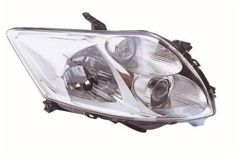 Toyota Auris 3 Door Hatchback  2007-2010 Headlamp (Ickikoh Version) Driver Side R