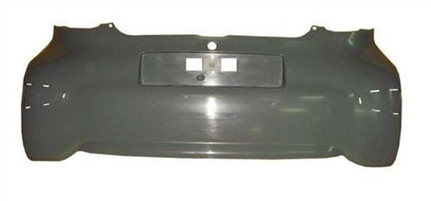Toyota Aygo 5 Door Hatchback  2005-2009 Rear Bumper No Sensor Holes - Not Primed