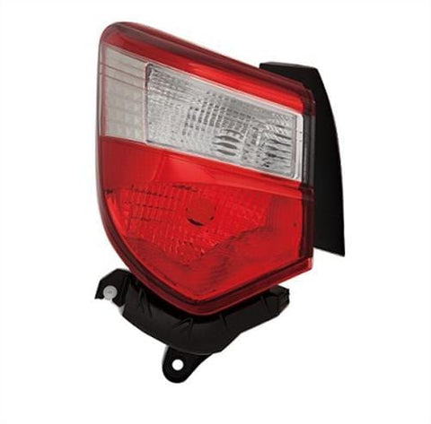 Toyota Yaris 5 Door Hatchback  2017-2020 Rear Lamp Outer Section (Not LED Type) Passenger Side L