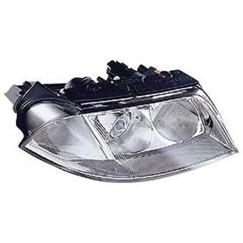 Volkswagen Passat Saloon 2000-2005 Headlamp Halogen Type Driver Side R