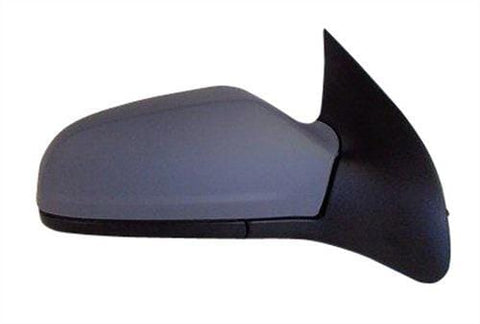 Vauxhall Astra 3 Door Hatchback 2005-2009 Door Mirror Electric Manual Fold Type With Primed Cover (2005-2009) Driver Side R
