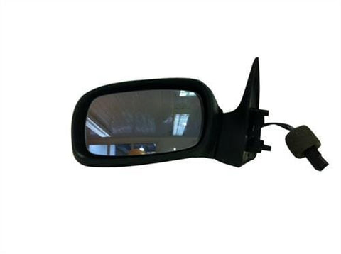 Vauxhall Astra 5 Door Hatchback  2007-2009 Door Mirror Electric Heated Manual Fold Type With Black Cover Passenger Side L
