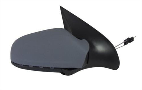 Vauxhall Astra Van  2007-2009 Door Mirror Manual Type With Primed Cover (2007-2009) Driver Side R