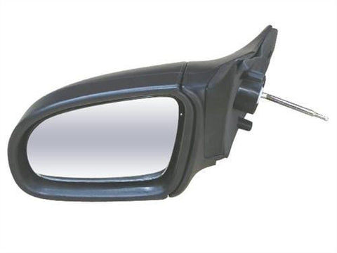 Vauxhall Corsa 5 Door Hatchback  1996-1998 Door Mirror Manual Type With Black Cover Passenger Side L