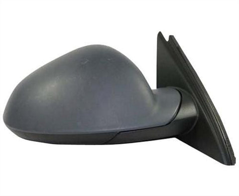 Vauxhall Insignia Estate  2009-2013 Door Mirror Electric Heated Manual Fold Type With Primed Cover Driver Side R