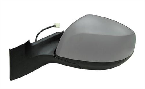 Vauxhall Agila Estate 2008-2015 Door Mirror Electric Heated Type With Primed Cover Passenger Side L