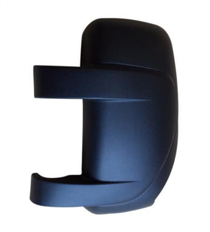 Renault Master Van 2010-2014 Door Mirror Cover Black (Short Arm Mirrors) Passenger Side L