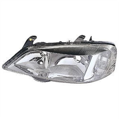 Vauxhall Astra 5 Door Hatchback  1998-2004 Headlamp Halogen Chrome Type Passenger Side L
