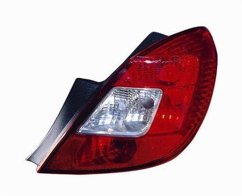 Vauxhall Corsa 5 Door Hatchback  2006-2011 Rear Lamp  Driver Side R