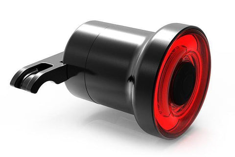 XLITE 100 Smart LED Bike Rear Light - With intelligent braking and light sensors - Suitable for MTB and Road Bikes