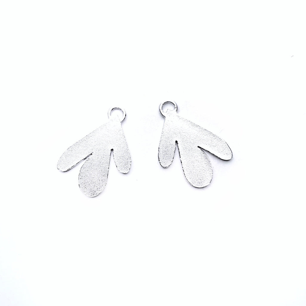 Silver Cactus Earrings - Cynabar Boutique