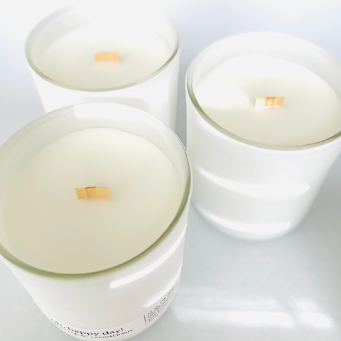 Summer Days Coconut Soy Candle