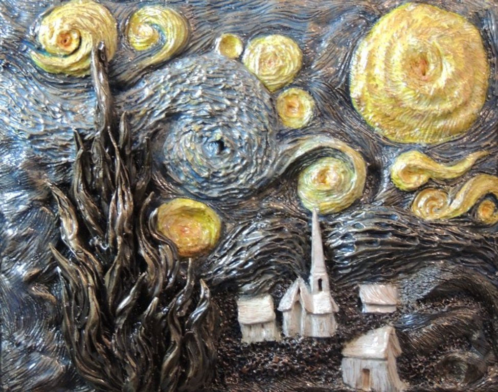 The Starry Night Interpretation