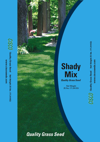 Shady Mix Grass Seed