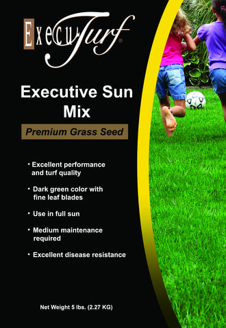 Execu-Turf Executive Sun Mix