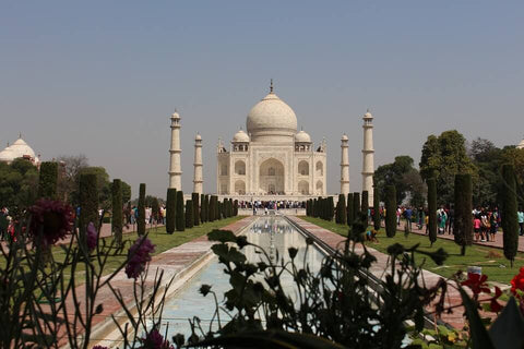 Bucket List idea visit Taj Mahal, India bucket list bracelets