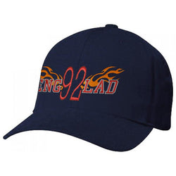 Flexfit Station Hat with Flames