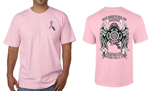 2018 Breast Cancer Awareness Friends and Family T-Shirt