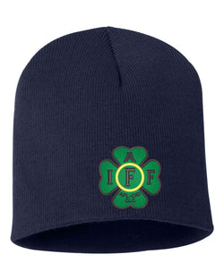 IAFF Irish Four Leaf Beanie