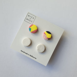Licorice Allsorts Stud Pack