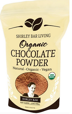 Organic Chocolate Powder - 1 lb