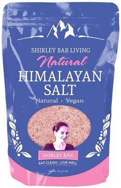 Natural Himalayan Salt - 2 lb