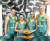 Champions League Basketball, CLB3X3 and Peak Sport Australia sign 3 year partnership