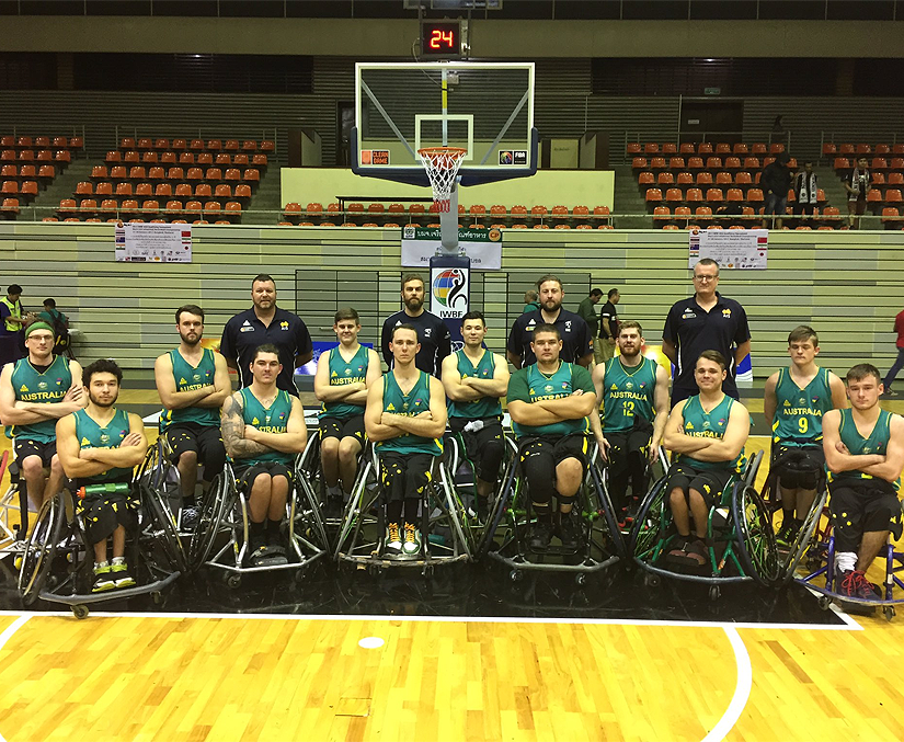 Australian U23 Spinners Win Bronze And Qualify For U23 World Championships