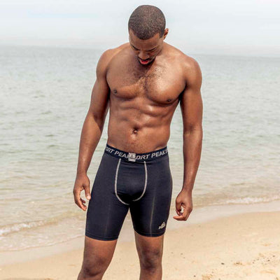 PEAK Men's Flex Compression Shorts